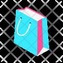 Shopping Bag Travel Icon