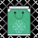 Bag Snow Snowflake Icon