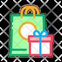 Bag Shopping Gift Icon