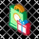 Bag Gift Sale Icon