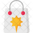 Shopping Bag Offer Icon