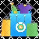 Shopping Bags Handbags Tote Icon