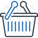 Shopping Basket Cart Icon
