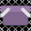 Basket Hamper Shopping Icon