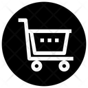 Shopping Basket Cart Bucket Icon