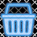 Basket Shopping Shopping Basket Bucket Icon