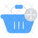 Shopping Basket Basket Add Basket Icon
