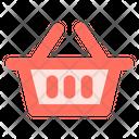 Shopping Basket Bag Icon