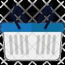 Shopping Basket Basket Buccket Icon