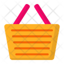 Bag Basket Cart Icon
