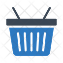 Basket Trolley Cart Icon