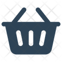 Bucket Cart Shopping Icon