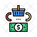 Purchase Products Color Icon