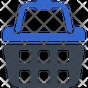 Basket Shopping Store Icon