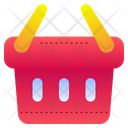 Shopping Basket Basket Container Icon