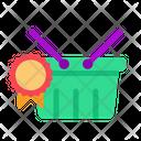 Ecommerce Shopping Basket Shopping Icon