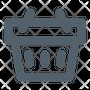 Ecommerce Interface Shopping Icon