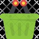 Shopping Basket Cart Icon