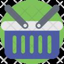 Basket Shopping Ecommerce Icon