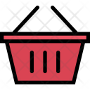 Shopping Basket Store Icon