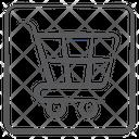 Shopping Board Icon