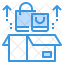 Shopping Box Icon