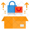 Shopping Shopping Bag Gift Icon