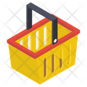 Shopping Bucket Icon