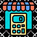 Shopping Calculation Icon