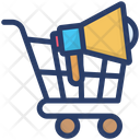 Shopping Campaign Icon