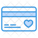 Credit Card Love Pay Love Credit Card Icon
