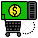 Discount Shopping Card Icon