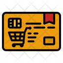 Shopping Card Credit Card Icon