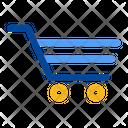 Shopping Trade Cart Ecommerce Icon