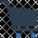 Bag Basket Cart Icon