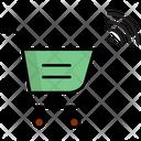 Shopping Cart Automation Ecommerce Icon