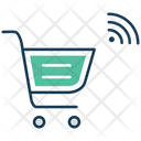 Shopping Cart Automation Ecommerce Icon