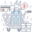 Check Out Shopping Cart Purchasing Cart Icon
