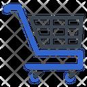 Basket Cart Buy Icon
