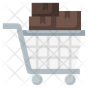 Shopping Cart Retail Commerce And Shopping Icon