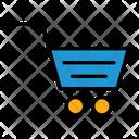 Shopping Cart Trolley Shop Icon