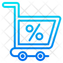Shopping Cart Shopping Discount Online Icon