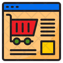 Shopping Cart Shopping Online Buy Icon