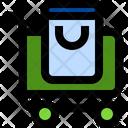 Shopping Cart Shop Market Icon