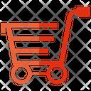 Shopping Cart E Commerce Trade Icon