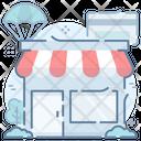 Shopping Center Icon