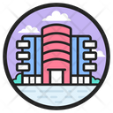 Shopping Center Commercial Centre Commercial Building Icon
