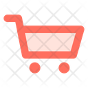 Shopping Chart Trolley Icon
