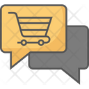 Chat Ecommerce Mail Icon
