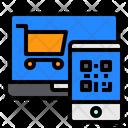 Shopping Code Icon
